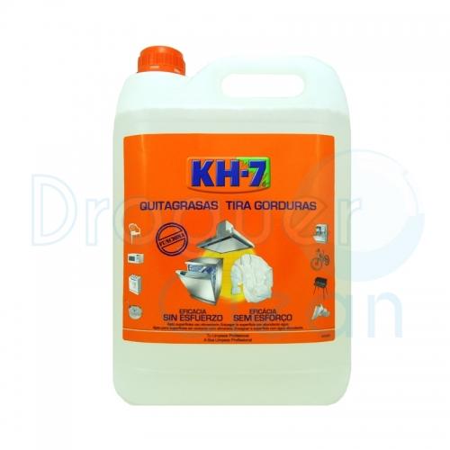 Kh-7 Desengrasante Quitagrasas Garrafa 5 L
