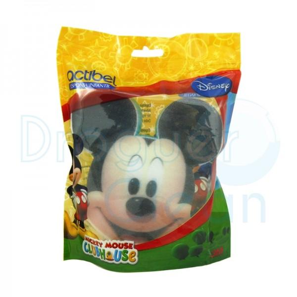 Actibel Esponja Disney Mickey & Minnie