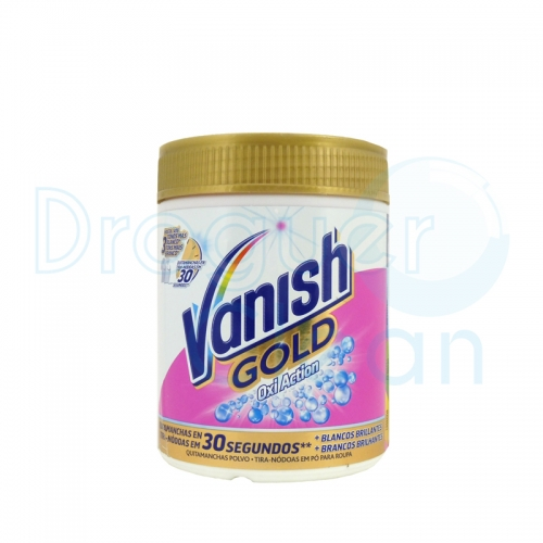 VANISH GOLD OXI ACTION BLANQUEADOR POLVO 470 GR