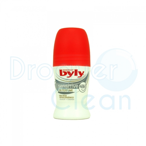 BYLY SENSITIVE DESODORANTE ROLL-ON 50 ML