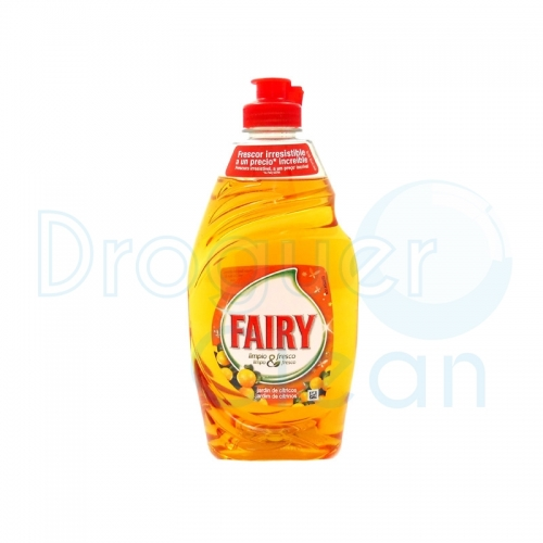 Fairy Vajilla Naranja 433 Ml