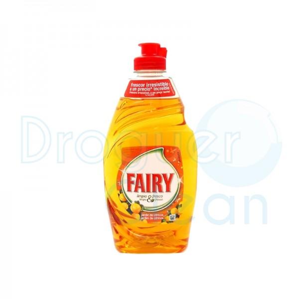 Fairy Vajilla Naranja 433 Ml