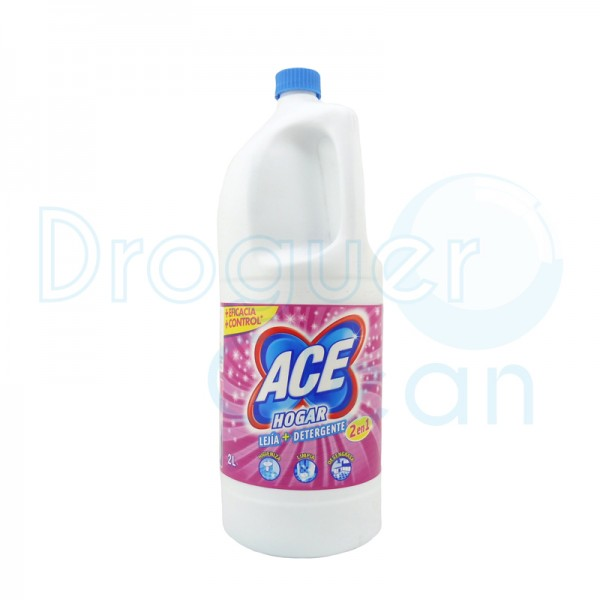Ace Lejia Y Detergente Hogar 2 L