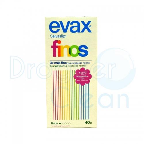 EVAX SALVASLIPS FINO 40 SERVICIOS
