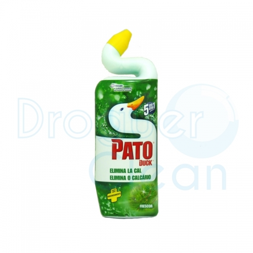 PATO WC FRESCOR VERDE 750 ML