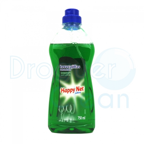 HAPPY NET VAJILLA ULTRA 750 ML