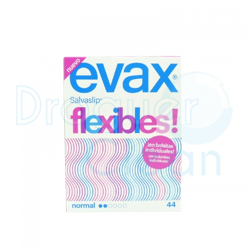 Evax Salvaslip Flexibles Normal 44 Servicios