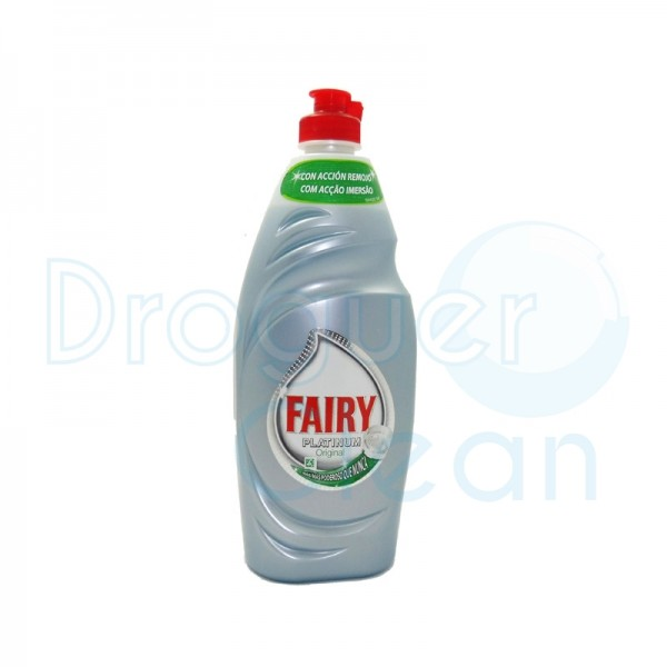 Fairy Vajilla Platinum 650 Ml