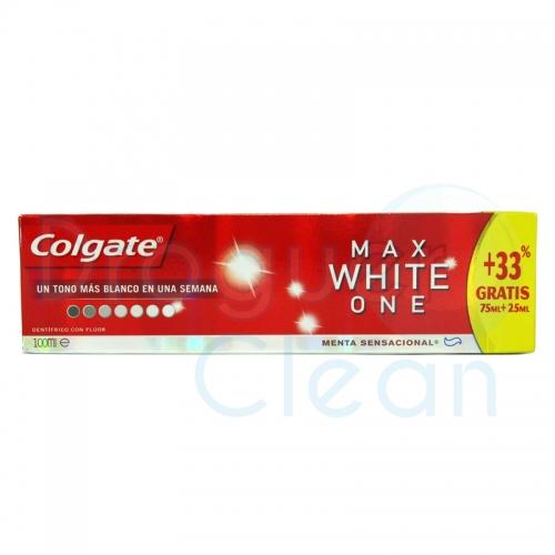 Colgate Pasta De Dientes Max White 75 Ml + 25 Ml