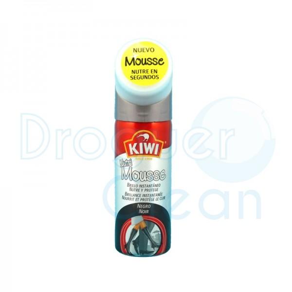 Kiwi Nutri Mousse Negro 50 Ml