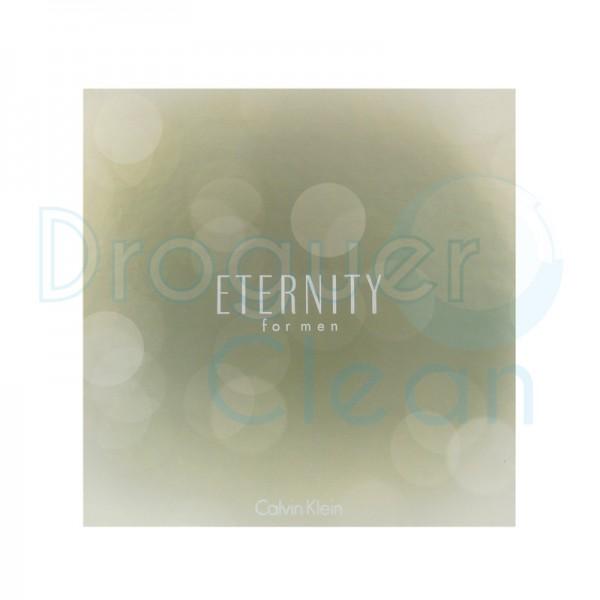 Calvin Klein Eternity Eau De Toilette Hombre 50 Ml + After Shave
