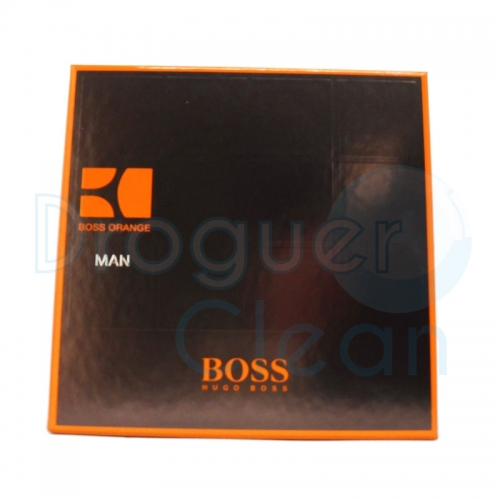 HUGO BOSS ORANGE EAU DE TOILETTE HOMBRE 100 ML + GEL 50 ML + DESODORANTE 75 ML
