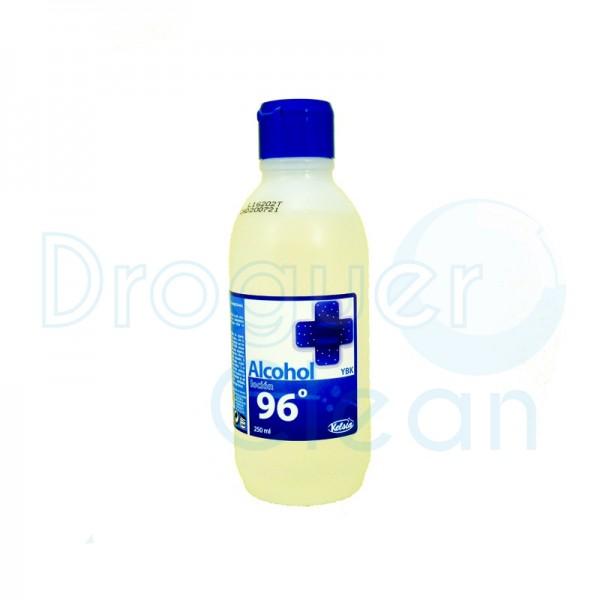 Kelsia Alcohol Etilico 96° 250 Ml
