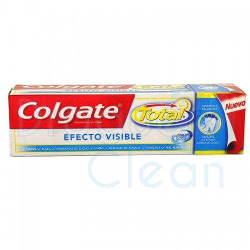 COLGATE TOTAL PASTA DE DIENTES EFECTO VISIBLE 75 ML