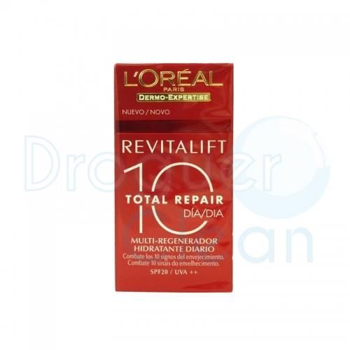 LOREAL REVITALIFT TOTAL REPAIR 10 HIDRATANTE DIARIO 50 ML