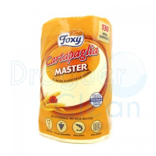 Foxy Papel De Cocina Cartapaglia Master 1 Rollo