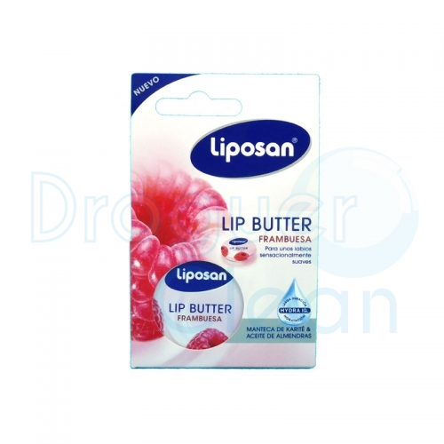 Liposan Lip Butter Frambuesa 19 Ml