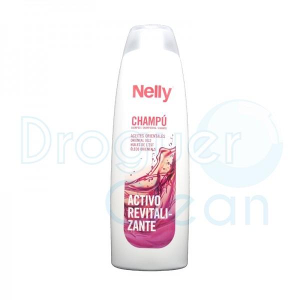 Nelly Champu Activo Revitalizante 750 Ml