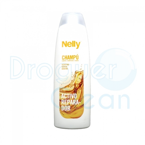 Nelly Champu Activo Reparador 750 Ml