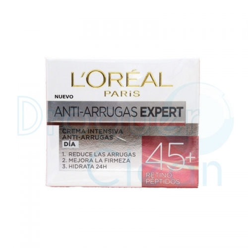 LOREAL ANTI-ARRUGAS EXPERT DIA 45+ AÑOS 50 ML