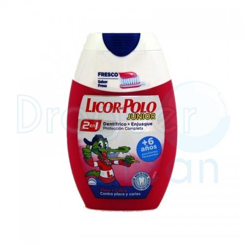 Licor Del Polo 2 En 1 Junior 75 Ml