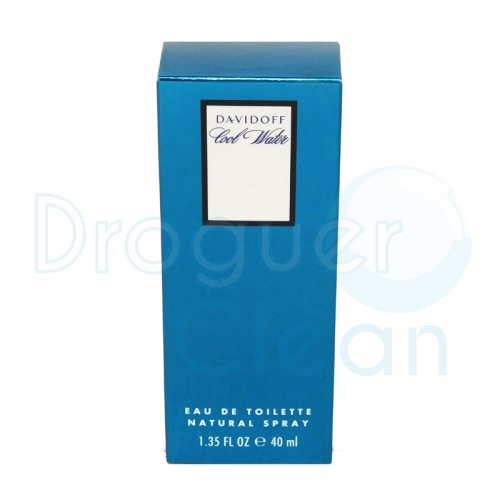 DAVIDOFF COOL WATER EAU DE TOILETTE HOMBRE 40 ML
