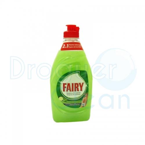 Fairy Vajillas Aloe Vera Y Pepino 400 Ml