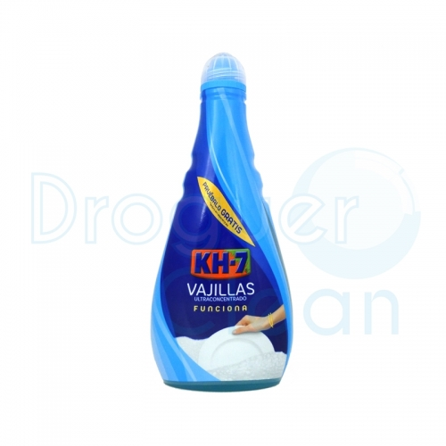 KH-7 VAJILLAS MANO CONCENTRADO 600 ML
