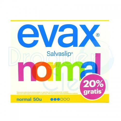 EVAX SALVASLIP NORMAL 50 SERVICIOS