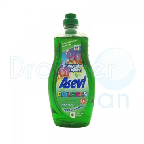 Asevi Detergente Liquido Color 1,5 L
