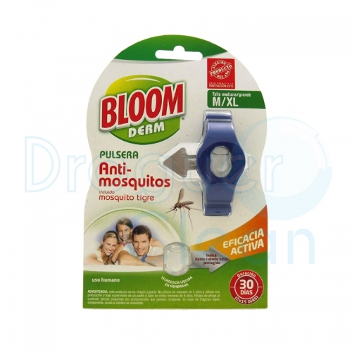Bloom Repelente Pulsera Adulto