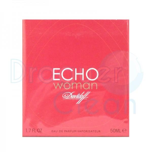 Davidoff Echo Eau De Parfum Mujer 50 Ml