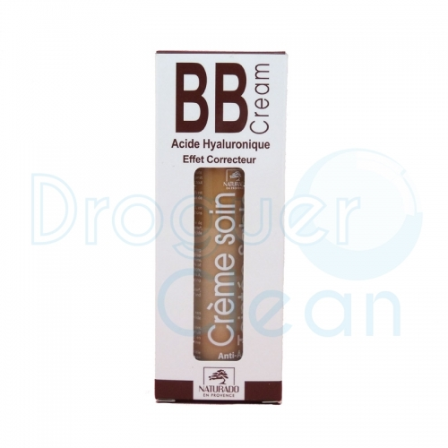 NATURADO CREMA BB ARENA (SABLE) CON ACIDO HIALURONICO 50 ML