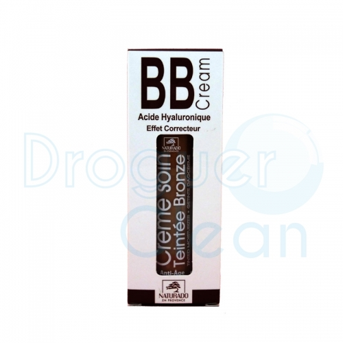 NATURADO CREMA BB BRONCE CON ACIDO HIALURONICO 50 ML