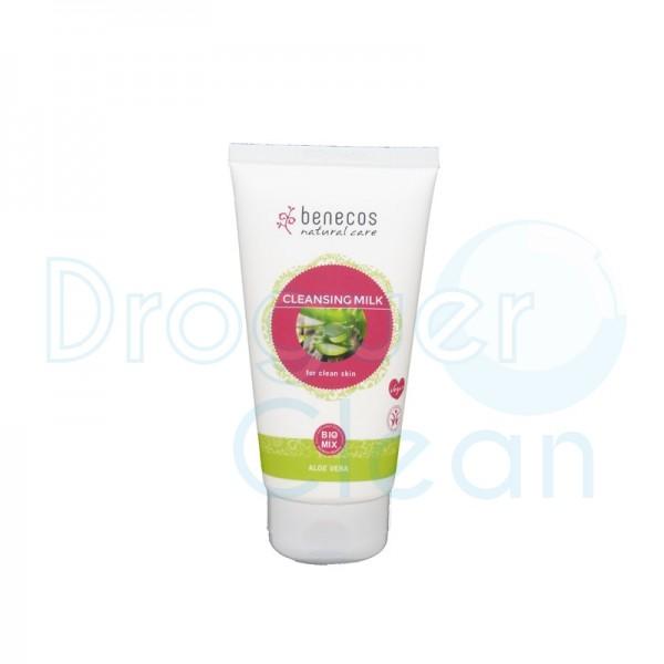 Benecos Leche Limpiadora Natural Aloe Vera 150 Ml