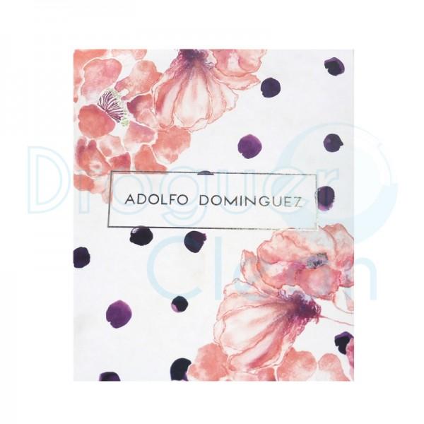 Adolfo Dominguez Agua Fresca Rosas Blancas Eau De Toilette Mujer 120 Ml+ Body
