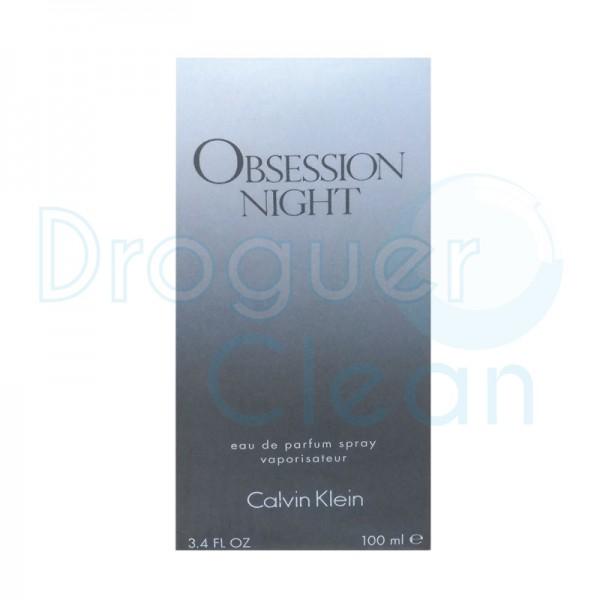 Calvin Klein Obsession Night Eau De Parfum Hombre 100 Ml