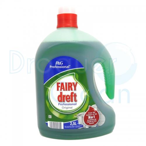 Fairy Dreft Profesional Original Vajilla 2,5 L