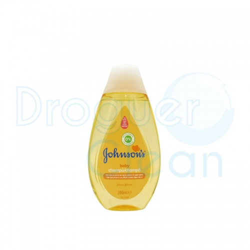 JOHNSONS BABY CHAMPU NIÑOS 300 ML