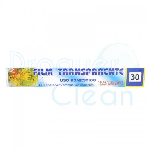 FILM TRANSPARENTE 20 M