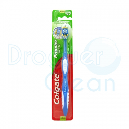 Colgate Premier White Cepillo Dental Medio 1 Uds