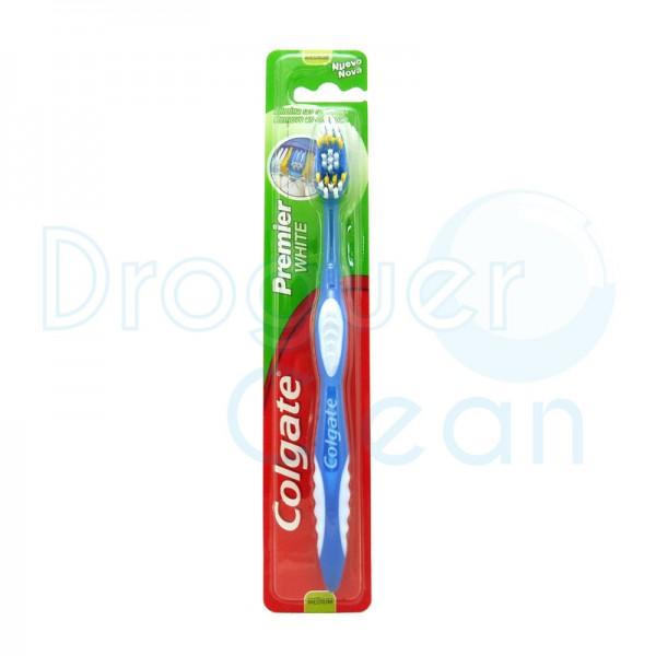 Colgate Premier White Cepillo Dental Medio 1 Uds