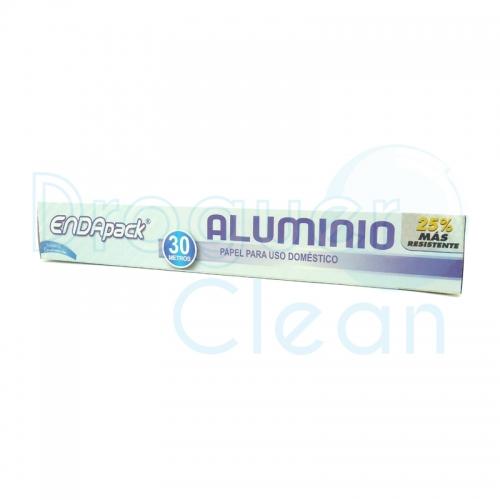 Papel Aluminio 30 M