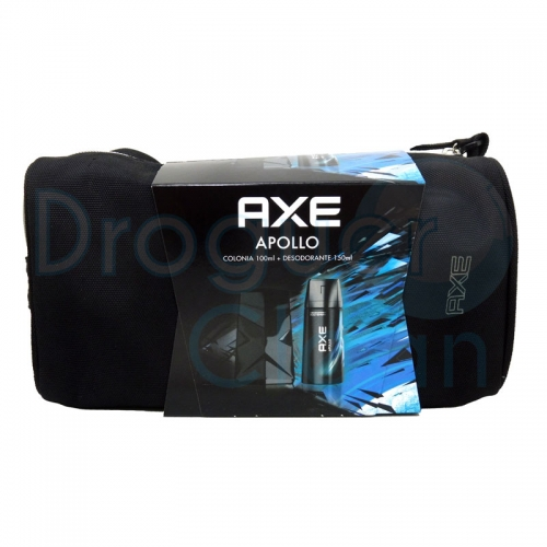 Axe Neceser Apollo Eau De Toillete Hombre 100 Ml + Desodorante 150 Ml