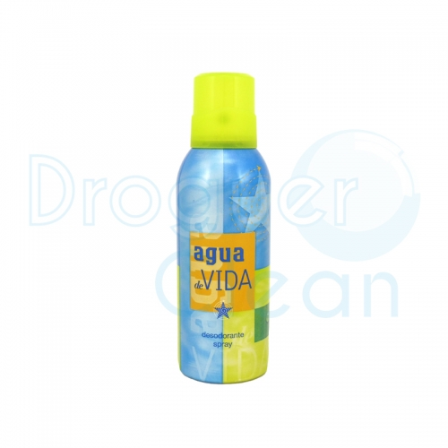 Agua De Vida Desodorante Spray 150 Ml