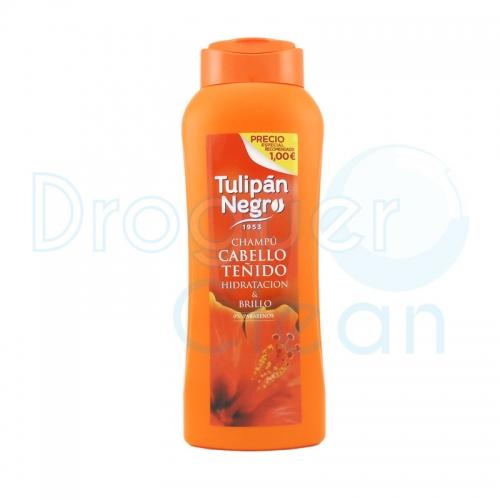 Tulipán Negro Champú Cabello Teñido 400 Ml