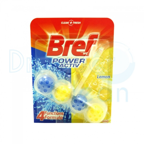 Bref Wc Power Activ Colgador Limon