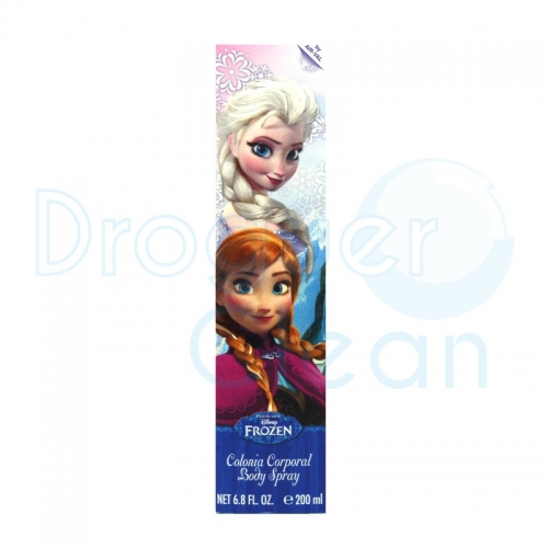 FROZEN COLONIA CORPORAL INFANTIL SPRAY 200 ML