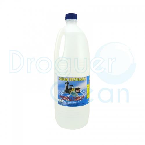Argudo Agua Destilada 2 L