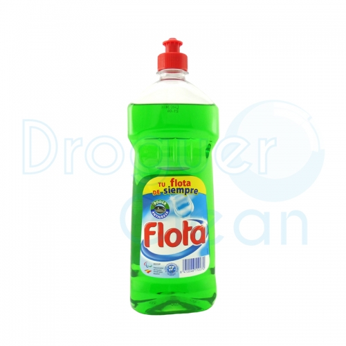 Flota Lavavajillas Manual Verde 850 Ml